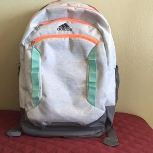 Adidas Multi color backpack 🎒
